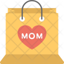 Mom Shopping Icon