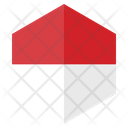 Monaco Country Flag Icon