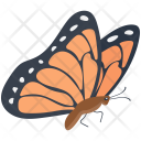 Monarch Tiger Patterns Icon