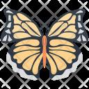 Monarch Wildlife Hexapod Icon