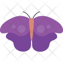 Monarch Fly Insect Icon