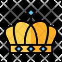 Monarch Crown Icon
