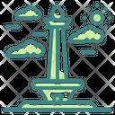 Monas Icon