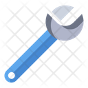 Moneky Wrench Wrench Monkey Icon