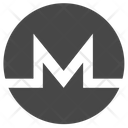 Monero Xmr Trading Icon
