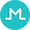Monero Sign Icon