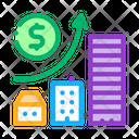 Monetary Construction Gradual Icon