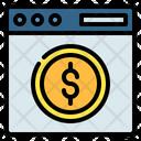 Monetization Monetize Earning Icon
