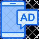 Monetization Mobile Marketing Icon