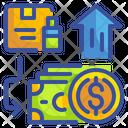 Monetization Money Coin Icon