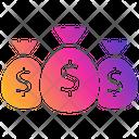 Monetizing Business Businessman Icon