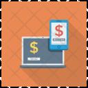Money Bank Commerce Icon