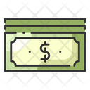 Money Robery Banknote Icon