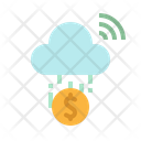 Money Digital Coin Icon