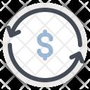 Money Exchange Sale Icon