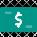 Dollar Bill Money Icon