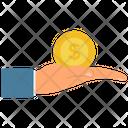 Money Finance Coin Icon