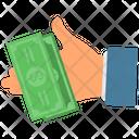 Money Finance Banknote Icon