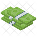 Dollar Note Currency Cash Icon
