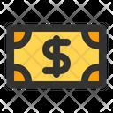 Money Token Credits Icon