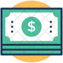 Pile Money Paper Icon