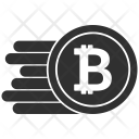 Money Coin Bitcoin Icon