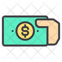 Cash Payment Money Payment Icon