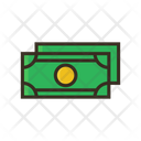 Money Currency Money Motes Icon