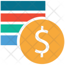 Money Finance Dollar Icon