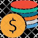 Money Analytic Entrepreneurship Icon