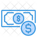 Money Bannote Finance Icon