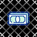 Money Notes Cash Icon
