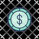 Money Casino Money Cash Icon