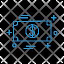 Note Cash Money Icon