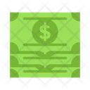 Money Notes Cash Payment Icon