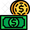 Money Fianance Currency Icon