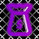 Business Money Finance Icon