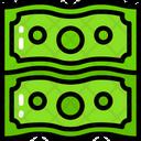 Money Banking Earning Icon