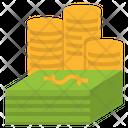 Money Gambling Loan Icon