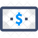Cash Money Note Icon