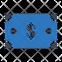 Dollar Money Cash Icon