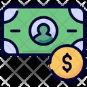 Money Dollar Coin Icon