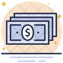 Money Dollar Paper Icon