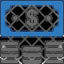 Seo Money Dollar Icon