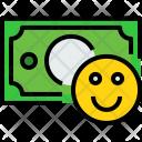 Money Bill Good Icon