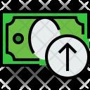 Money Bill Arrow Icon
