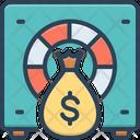 Money Capital Wage Icon