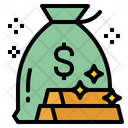 Money Bag Bank Icon