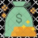 Money Bag Bank Icon