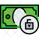 Money Bill Inlock Icon